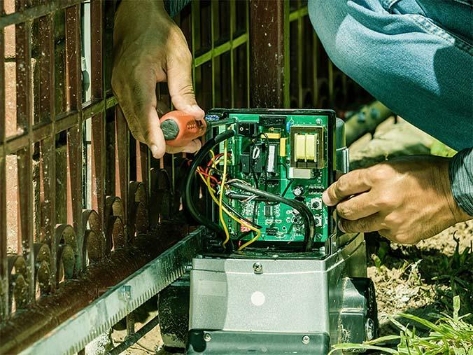 Gevorderd Elektrotechnisch Monteur Toegangssystemen